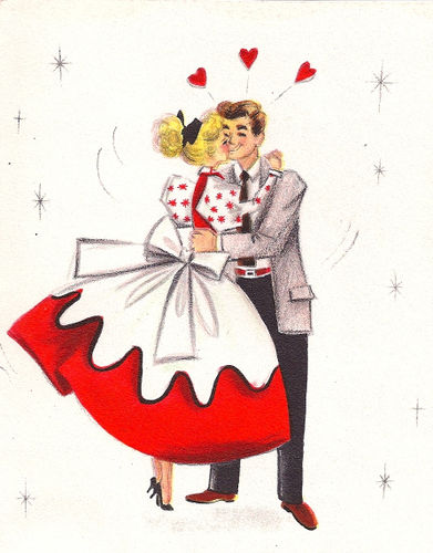 Husband and wife hearts