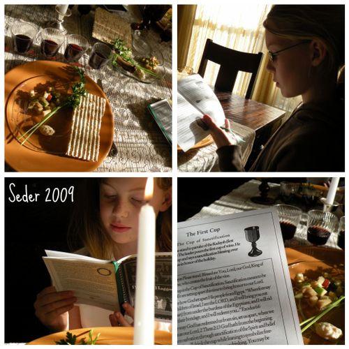Seder 2009